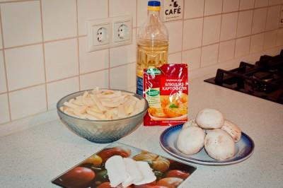 Любимые рецепты приготовления жареной картошки - Ингредиенты.jpg