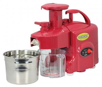 Как выбрать соковыжималку для дома - Соковыжималка Green Power Kempo KP-E1304 (красная).jpg