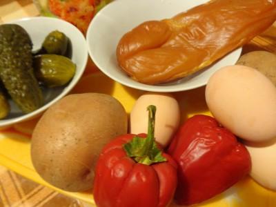 Салат из курицы - DSC02167.JPG