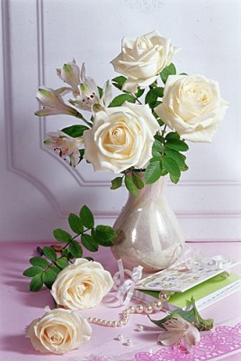 Поздравления с праздниками - flower022.jpg