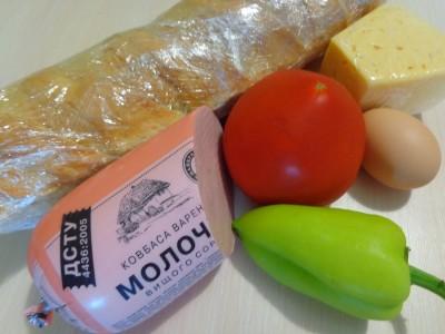 Рецепты приготовления бутербродов на скорую руку - DSC03180.JPG