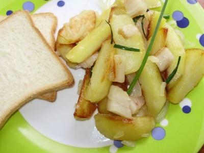 Любимые рецепты приготовления жареной картошки - P6094696.JPG
