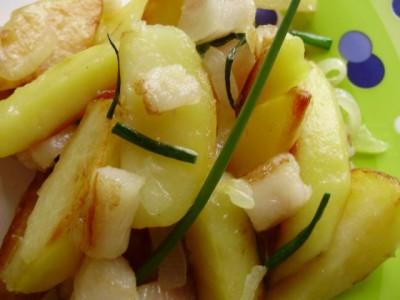 Любимые рецепты приготовления жареной картошки - P6094704.JPG