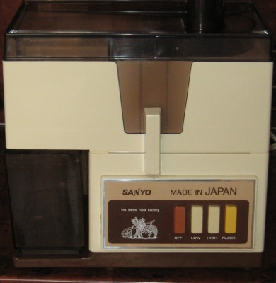 Соковыжималка Sanyo - Sanyo.jpg