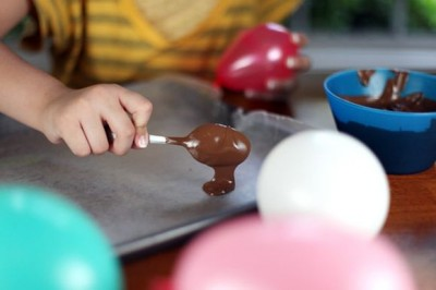 Шоколадные вазочки для десерта - 1.jpg
