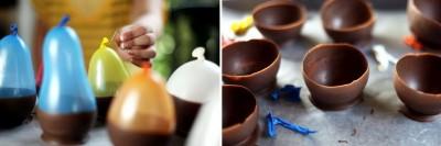 Шоколадные вазочки для десерта - 5.jpg