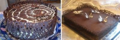 Шоколадные ленты для украшений - 5.jpg