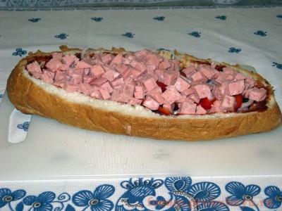 Фоторецепт: Ленивая пицца от Сержа - 10 Ленивая пицца.JPG