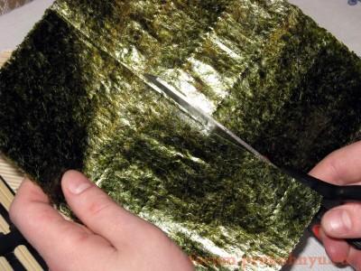 Рецепты приготовления суши в домашних условиях - 04 Суши.JPG