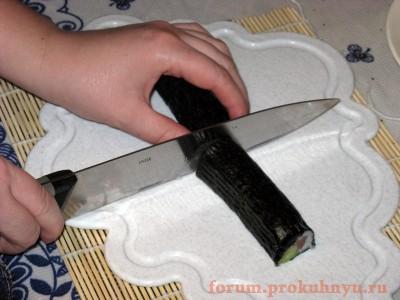 Рецепты приготовления суши в домашних условиях - 14 Суши.JPG