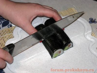 Рецепты приготовления суши в домашних условиях - 15 Суши.JPG