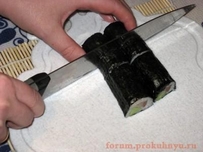 Рецепты приготовления суши в домашних условиях - 16 Суши.JPG