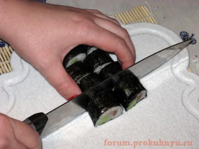 Рецепты приготовления суши в домашних условиях - 17 Суши.JPG
