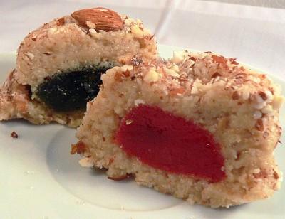 Пирожное из печенья с мармеладом - пирожное из печенья с мармеладом.jpg