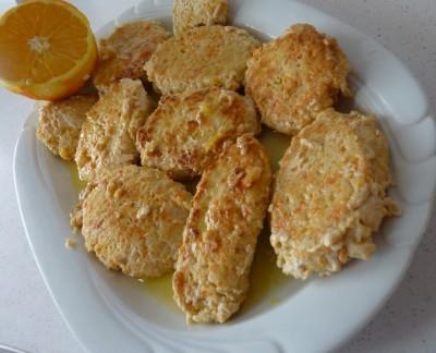 Котлеты из курицы с грибами - апельсиновые котлеты.jpg