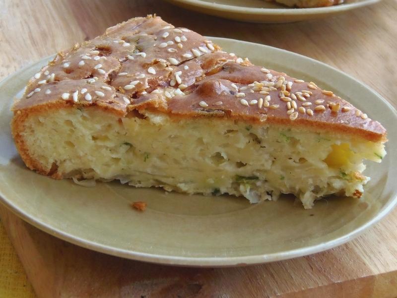 Пирог из рассола рецепт в духовке 3