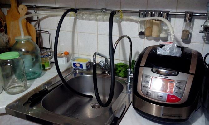 Форум самогонный аппарат из скороварки шведский самогонный аппарат