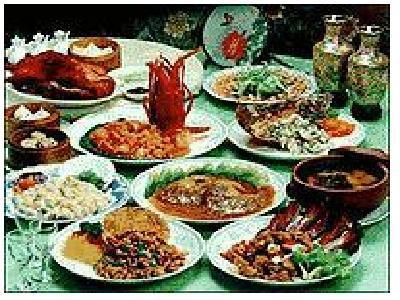 Особенности китайской кухни - Круглый Китайский стол.JPG