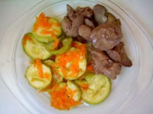 Овощная запеканка с картофелем и майонезом - DSCN2652.JPG