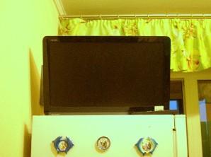 Телевизор на кухне - DSCN3219.JPG