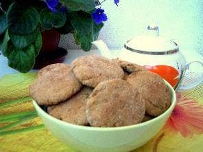 Яблочное печенье - DSCN4311.JPG