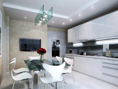 Декоративная штукатурка на кухне - Decorative_plaster.jpg