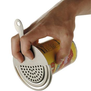 Оригинальные полезные приспособления для кухни - Сито для консервных банок.jpg