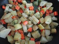 Любимые рецепты приготовления жареной картошки - 4.JPG