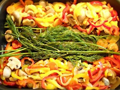 Запеченная рыба с овощами - овощи.jpg