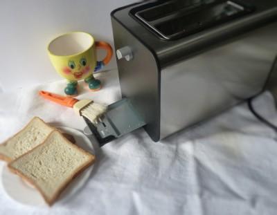 Как почистить тостер от хлебных крошек? - т остер 1.jpg