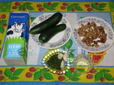Фото рецепт болгарского холодного супа «Таратор» - 01 Tarator.JPG