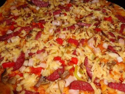 Пирожки и пицца на быстром дрожжевом тесте - cKiVnkXL8b8.jpg