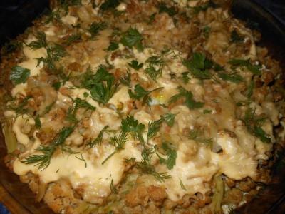 Рецепты блюд из цветной капусты - Капуста с духовки.jpg