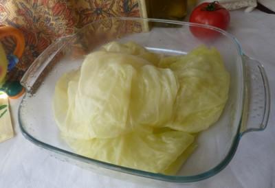 Что можно приготовить из белокочанной капусты? - голубцы 4.jpg