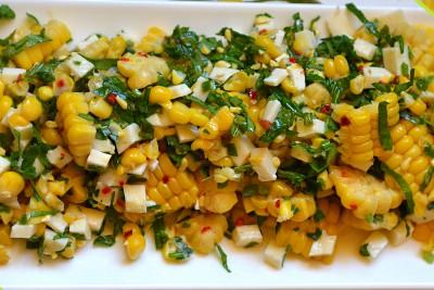 Кукурузный салат со свежим огурцом - DSC_0044.JPG