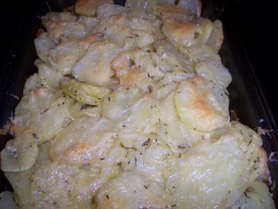 Запеченный картофель и рецепты с ним - 100_6510.JPG
