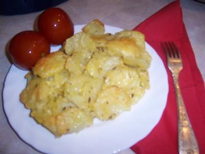 Запеченный картофель и рецепты с ним - 100_6513.JPG