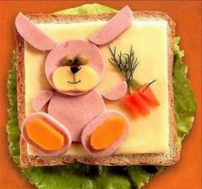 Как разнообразить меню малыша - 01_Детские-бутерброды.jpg