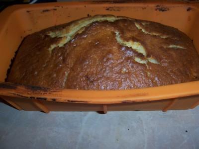 Лимонно-имбирный кекс - 100_6541.JPG