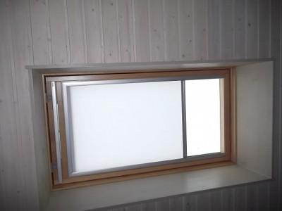 Потолок в кухне с мансардным окном - DSCF1868.JPG