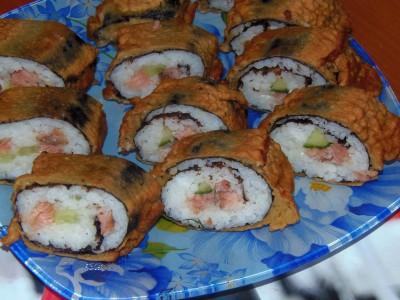 Рецепты приготовления суши в домашних условиях - PC270039.JPG
