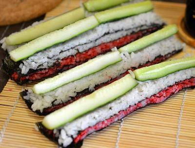 Рецепты приготовления суши в домашних условиях - DSC_0159.JPG