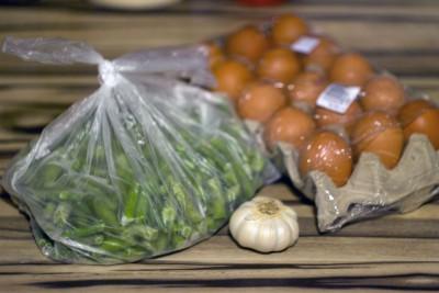 Салат с маринованой спаржевой фасолью - 000.JPG