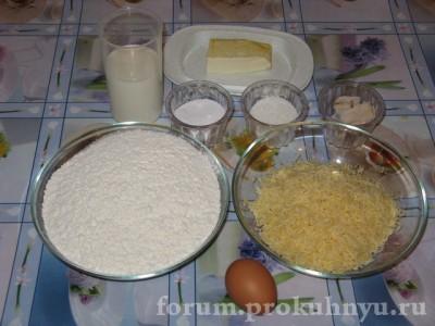 Сырный хлеб в хлебопечке - 01_Syrnyj hleb.JPG