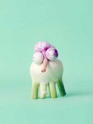 Оригинальные скульптуры из овощей - Карл Кляйнер02.jpg