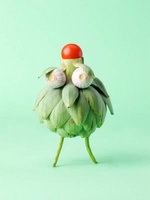 Оригинальные скульптуры из овощей - Карл Кляйнер07.jpg