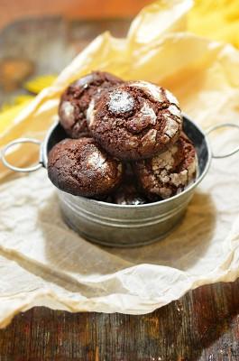 Шоколадное печенье - DSC_0151.JPG