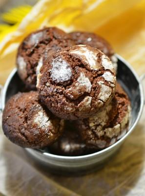 Шоколадное печенье - DSC_0153.JPG