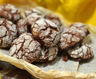 Шоколадное печенье - DSC_0176.JPG
