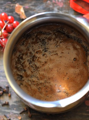 Рецепты приготовления кофе. А как вы варите кофе? - DSC_0083.JPG